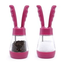 Salt and Pepper Pod Set in Purple