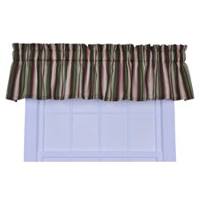 "Montego Stripe 85"" Curtain Valance"