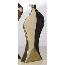 "Vase ""Luis Tallisman"" in Metallic"