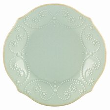 "French Perle 6"" Tidbit Plate (Set of 4)"