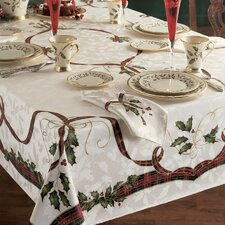 Holiday Nouveau Dining Linens Set
