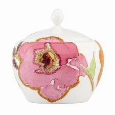 Floral Fusion Sugar Bowl