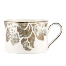 Silver Applique 8 oz. Cup