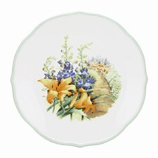 Floral Meadow Daylily Accent / Salad Plate
