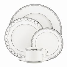 Iced Pirouette 5 Piece Place Setting
