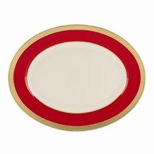 "Embassy 13"" Oval Platter"