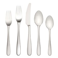<strong>Lenox</strong> Stratton 65 Piece Flatware Set