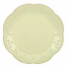 French Perle Dinner Plate