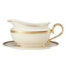 Lowell 16 oz. Gravy Boat with Tray