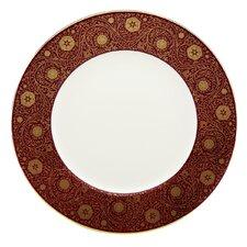 "Floral Majesty 10.75"" Dinner Plate"