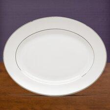 Opal Innocence Stripe Oval Platter