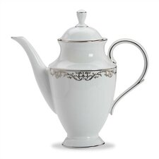 Coronet Platinum Coffeepot with Lid