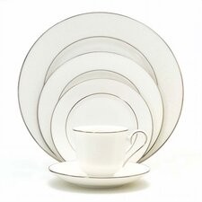 <strong>Lenox</strong> Hannah Platinum 5 Piece Place Setting