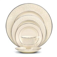 <strong>Lenox</strong> Pearl Innocence 5 Piece Place Setting