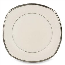 Solitaire Square Accent Plate