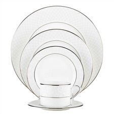 <strong>Lenox</strong> Venetian Lace 5 Piece Place Setting