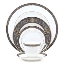 Vintage Jewel 5 Piece Place Setting