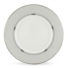 "Westerly Platinum 9"" Accent Plate"