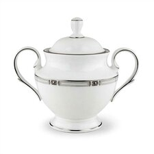 Westerly Platinum Sugar Bowl