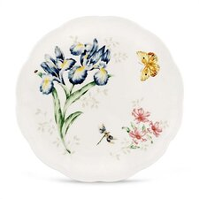 "Butterfly Meadow 10.75"" Sulphur Dinner Plate"