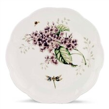 "Butterfly Meadow 9"" Orange Sulphur Accent Plate"