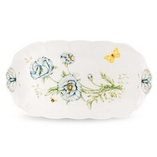 Butterfly Meadow Oblong Serving Tray
