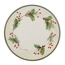 Holiday Gatherings Berry Accent Plate
