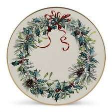 <strong>Lenox</strong> Winter Greetings Butter Plate