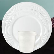 Tin Can Alley Four Degree 12 Piece Dinnerware Set