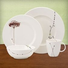 Flourish 4 Piece Place Setting