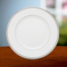 """Lace Couture 10.75"""" Dinner Plate"""