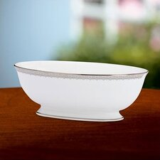 """Lace Couture Open 9.5"""" Vegetable Bowl"""