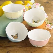 Butterfly Meadow Dessert Bowl (Set of 4)