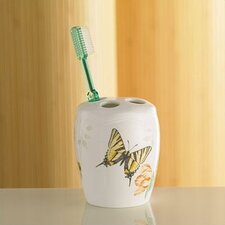 Butterfly Meadow Toothbrush Holder