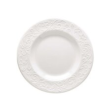 Opal Innocence Carved Accent Plate