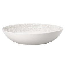 Opal Innocence Carved Individual Pasta Bowl