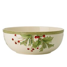 "Holiday Gatherings 8.75"" Serving Bowl"