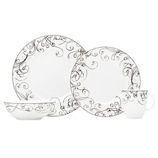 Chocolate Dinnerware Collection