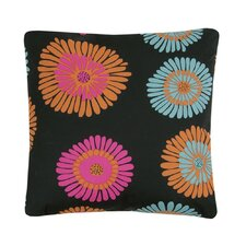 <strong>Karin Maki</strong> Flower Fantasy Square Pillow