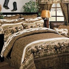 Wild Horses Bedding Collection