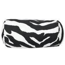 Zebra Synthetic Neckroll Pillow