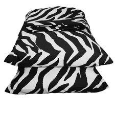 Zebra Sheet Set