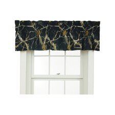 <strong>Realtree Bedding</strong> Camo Rod Pocket Tailored Curtain Valance