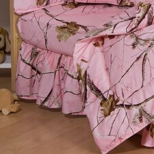 Camo Crib Bed Skirt