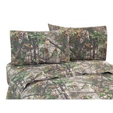 <strong>Realtree Bedding</strong> Xtra Sheet Set