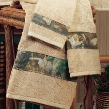 Timber Bath Towel