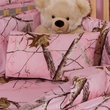 Camo Crib Sheet and Pillowcase