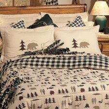 Northern Exposure 4 Piece Comforter Set