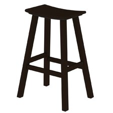 "Traditional 29.75"" Barstool"