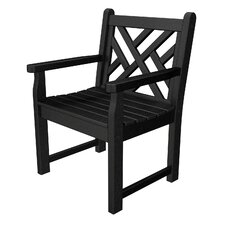 <strong>POLYWOOD®</strong> Chippendale Garden Arm Chair